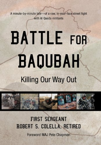9781469791081: Battle for Baqubah: Killing Our Way Out