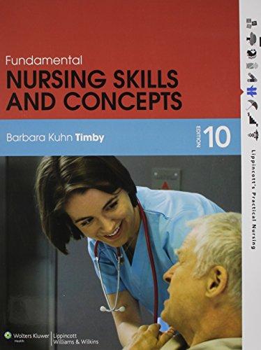 Timby Fundamentals 10e Text & PrepU ()