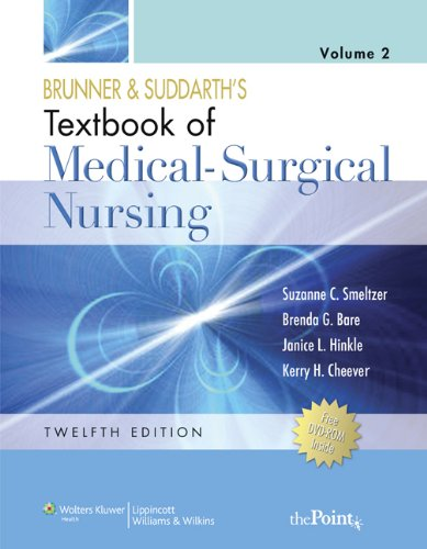 Medical Surgical Nursing, 12th Ed. + Handbook + Clinical Drug Therapy, 9th Ed. + Applying Nursing ...