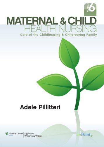 9781469803487: Pillitteri Maternal and Child Health Nursing Text 6e, PrepU and Ellis Nursing 10e Package