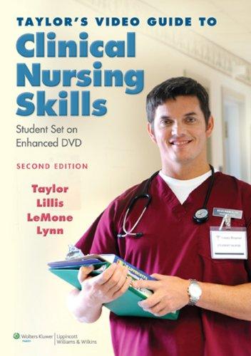 9781469805375: Nursing Diagnosis, 13th Ed. + Textbook of Medical-surgical Nursing Handbook, 12th Ed. + Taylor's Video Guide to Clinical Nursing Skills, 2nd Ed.