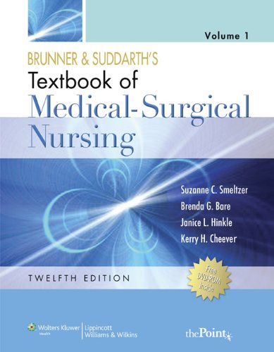 9781469806532: Medical Surgical Nursing, 12th Ed. + Springhouse Straight A's Med-surg, 2nd Ed. + Q&a Review + Andrews, 6th Ed. Text
