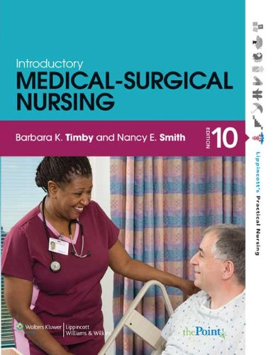 VitalSource e-Book for Introductory Medical-Surgical Nursing: Timby RN BC BSN MA, Barbara K.; Smith...