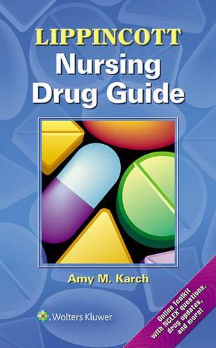 9781469839370: Lippincott Nursing Drug Guide