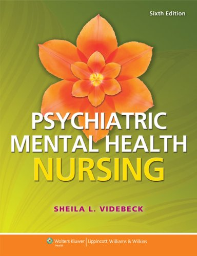 Psychiatric Mental Health Nursing with PrepU Access Code: Videbeck, Sheila L.