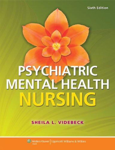 9781469847634: Psychiatric-Mental Health Nursing Videbeck 6e Text & PrepU Package