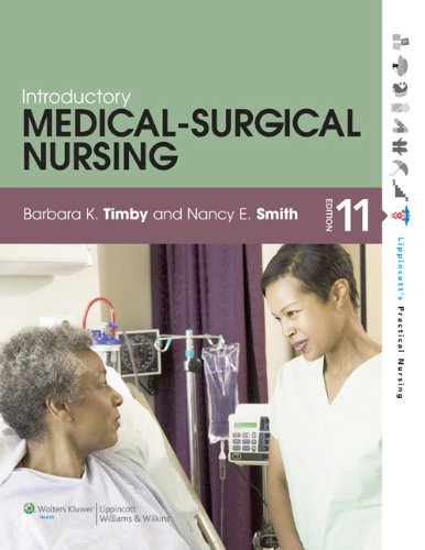 Timby Med-Surg 11e Text & PrepU Package: Barbara K. Timby