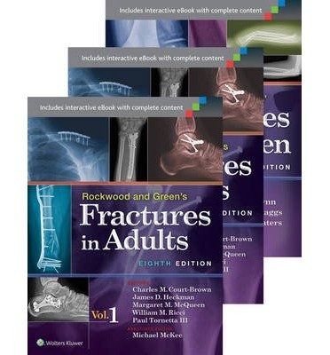 9781469852911: Fractures in Adults, 8th Ed. + Fractures in Children, 8th Ed.