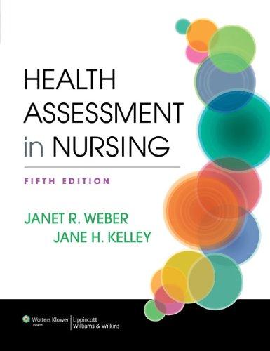Health Assessment in Nursing + Nurse's Handbook + Lab Manual Package: Package, LWW