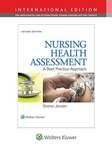 9781469855707: Nursing Health Assessment: A Best Practice Approach