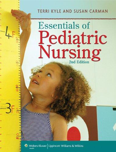 Lippincott CoursePoint for Essentials of Pediatric Nursing