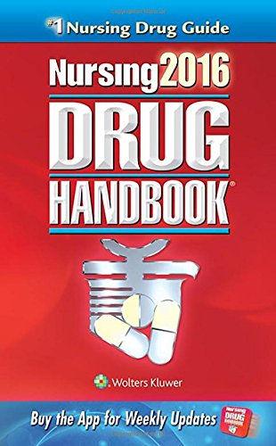 9781469887043: Nursing2016 Drug Handbook (Nursing Drug Handbook)