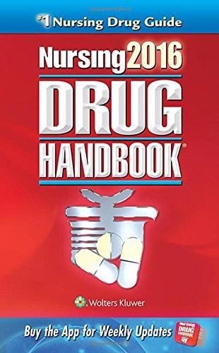 9781469887043: Nursing Drug Handbook 2016