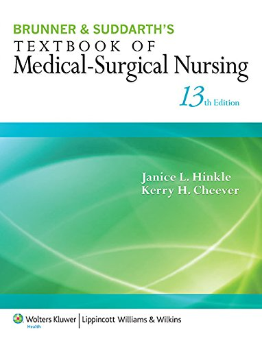 9781469890371: CoursePoint+ and Text for Brunner & Suddarth's Textbook of Medical-Surgical Nursing (1 Volume) Package