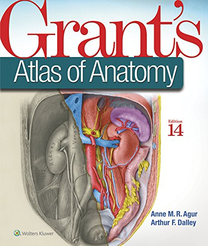 9781469890685: Grant's Atlas of Anatomy (Grant, John Charles Boileau//Grant's Atlas of Anatomy)