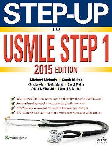 9781469894690: Step-Up to USMLE Step 1 2015