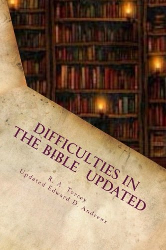 9781469903927: DIFFICULTIES IN THE BIBLE UPDATED: Updated and Expanded Edition