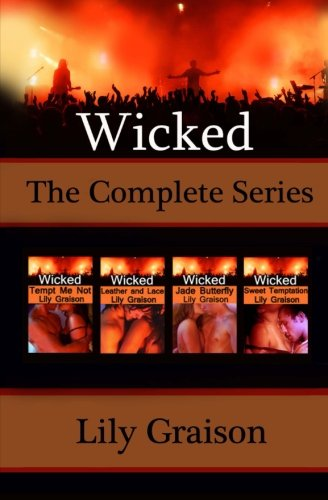 Wicked: The Complete Series: Graison, Lily