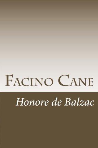 9781469946351: Facino Cane