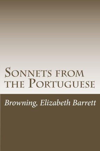 9781469947273: Sonnets from the Portuguese