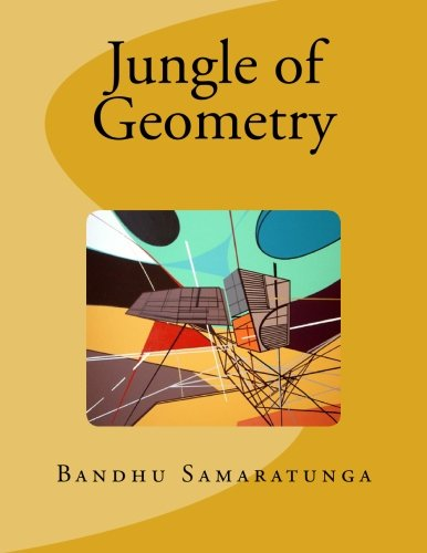 9781469953274: Jungle of Geometry