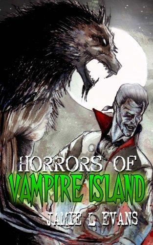 9781469955193: Horrors of Vampire Island