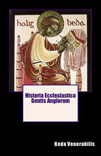 9781469956770: Historia Ecclesiastica Gentis Anglorum (Latin Edition)