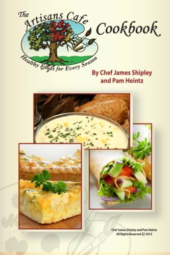 9781469957197: Artisans Cafe Cookbook: 24 Day Challenge Compatible