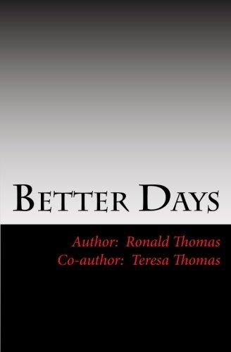 9781469969053: Better Days (Volume 1)