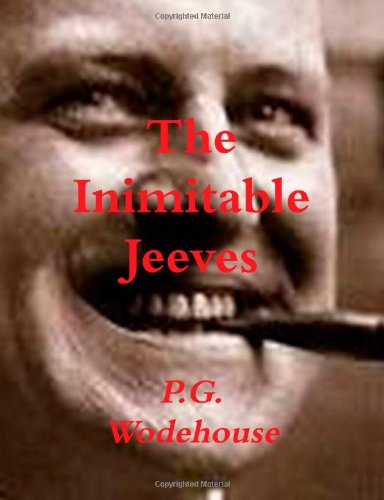 9781469971834: The Inimitable Jeeves