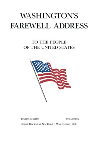 9781469975566: Washington's Farewell Address to the People of the United States