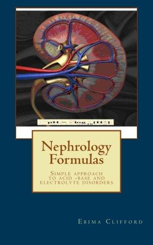 9781469980935: Nephrology Formulas