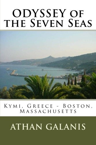 9781469991382: ODYSSEY of the Seven Seas