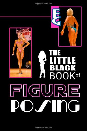 9781469994390: The Little Black Book of Figure Posing: A photo guide of Figure Posing