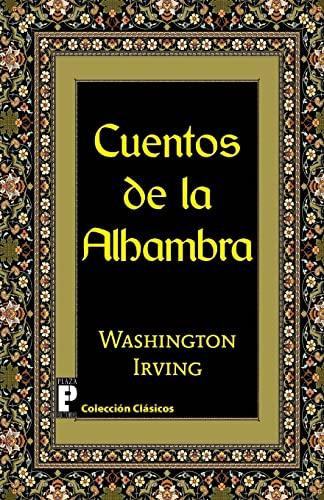 9781469998954: Cuentos de la Alhambra (Spanish Edition)