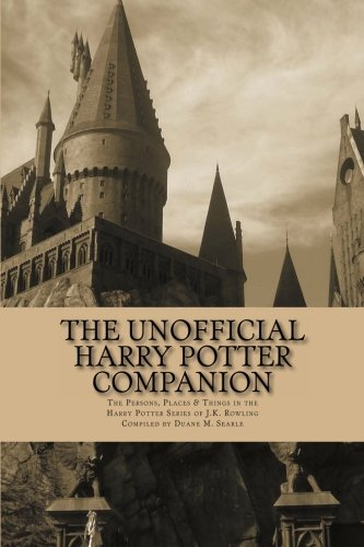 9781470003487: The Unofficial Harry Potter Companion: The Persons, Places and Things in the Harry Potter Series of J.K. Rowling