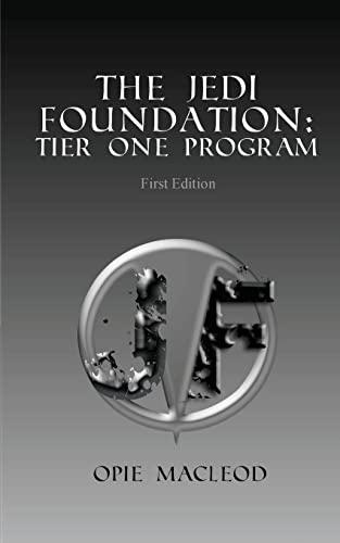 9781470003555: The Jedi Foundation: Tier One Program