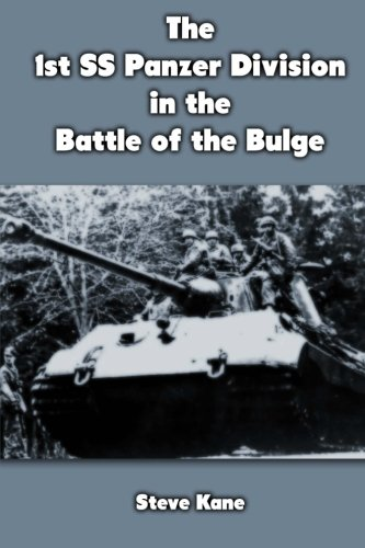 9781470004903: The 1st SS Panzer Division in the Battle of the Bulge