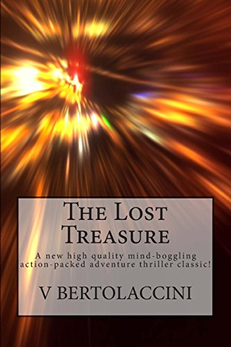 9781470005344: The Lost Treasure