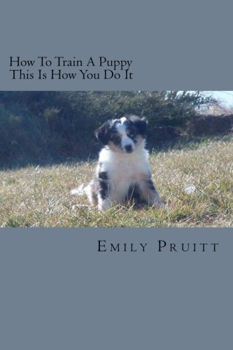 9781470006020: How To Train A Puppy - This Is How You Do It