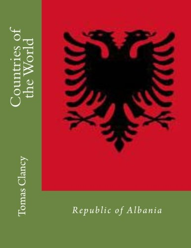 9781470013042: Countries of the World: Republic of Albania