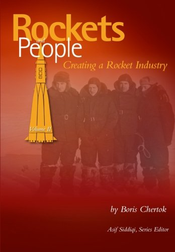 9781470015084: Rockets and People Volume II : Creating a Rocket Industry