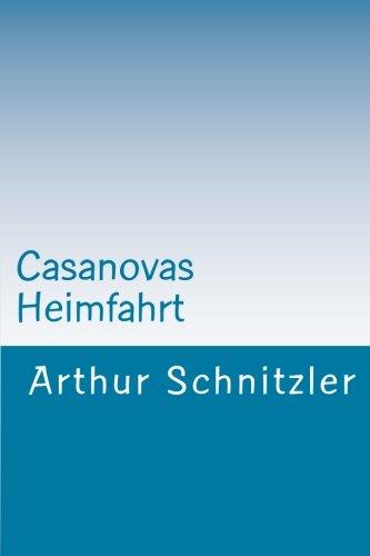 9781470019365: Casanovas Heimfahrt
