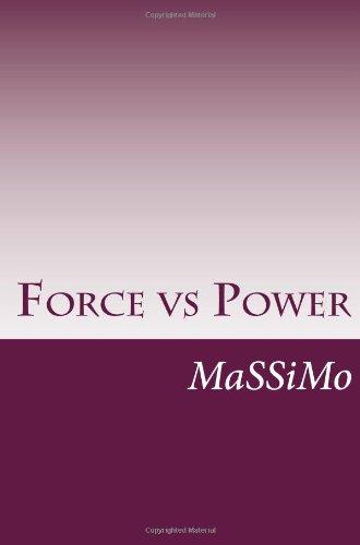 9781470025533: Force vs Power