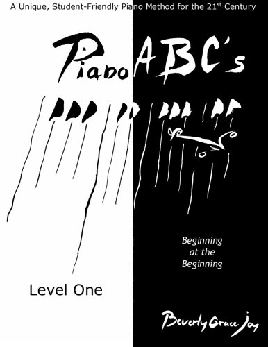 9781470025649: Piano ABC's - Level One: Beginning at the Beginning