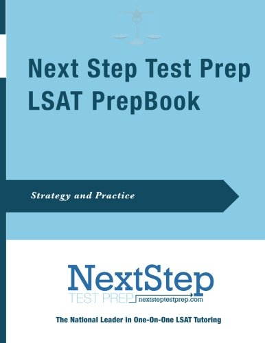 9781470025755: Next Step Test Prep LSAT PrepBook