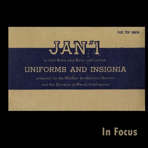 9781470026059: JAN #1 Uniforms and Insignia