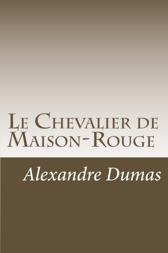 9781470027582: Le Chevalier de Maison-Rouge