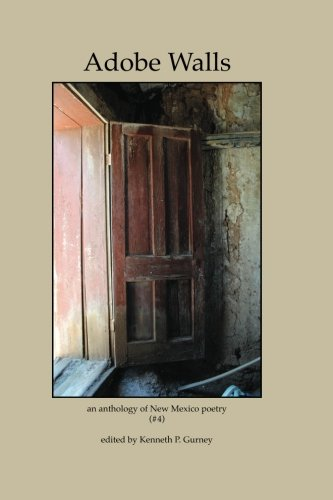 9781470033767: Adobe Walls: an anthology of New Mexico's poetry