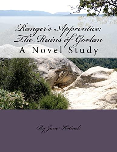 9781470034382: Ranger's Apprentice: The Ruins of Gorlan A Novel Study